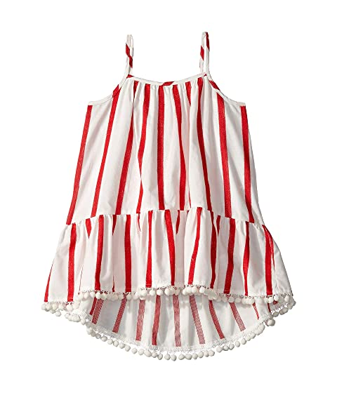 Milly Minis High-Low Cover-Up (Toddler/Little Kids)