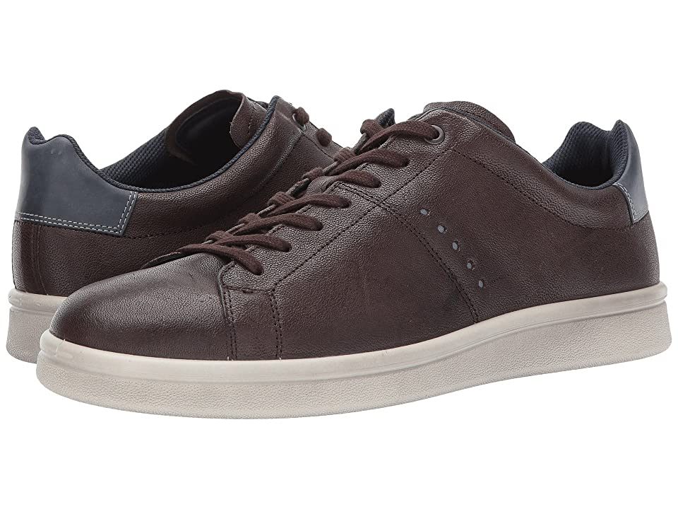 ECCO Kallum Casual Sneaker (Coffee/Marine) Men