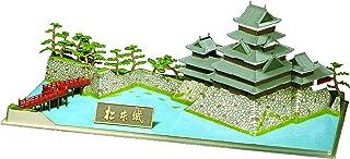 童友社 1/350 日本の名城 国宝 松本城 プラモデル S24