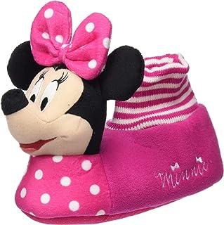 Cerdá 3D Minnie, Zapatillas de Estar por casa Niñas