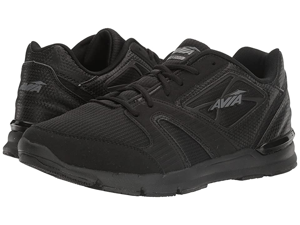 Avia Avi-Edge (Black/Iron Grey) Men