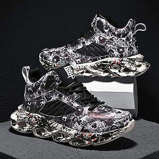 Primavera Nuova Trend Scarpe Sportive Uomo Coreano Street Style High-top Scarpe Studente Scarpe Casual