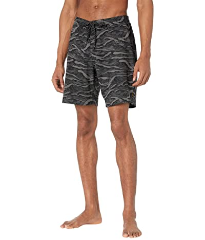 Quiksilver Waterman Paddler Print Boardshorts 19 Men