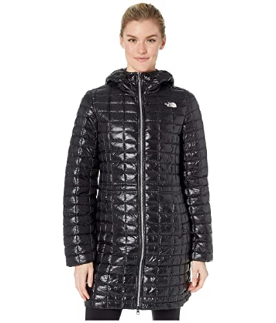 The North Face Thermoball Eco Parka (TNF Black Matte Shine) Women