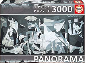 Educa Borras - Guernica Pablo Picasso Puzzle, 3000 piezas (11502)