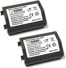 Wasabi Power Battery for Nikon EN-EL18 (2-Pack)
