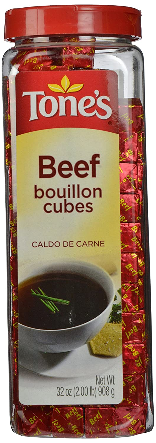 Tone's Bouillon Cubes Free Shipping Cheap Bargain Gift 32 Beef free Ounce
