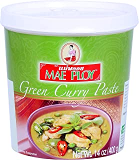 Mae Ploy Green Curry Paste, 400gm