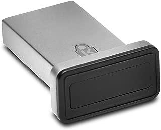 Kensington VeriMark IT USB Fingerprint Key Reader - Windows Hello, FIDO U2F, Anti-Spoofing (K67977WW)