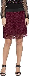 Globus Mini Lace Skirt
