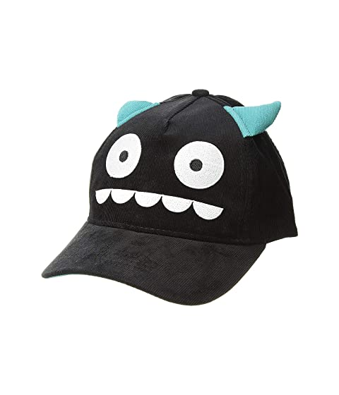 bbb582b794b San Diego Hat Company Kids Curved Teeth Monster Ball Cap (Little ...
