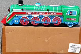 puff puff loco battery operated train