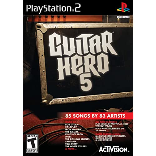 Guitar Hero Ps2: Amazon com