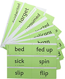Read Write Inc. Fresh Start: Module Green Word Cards