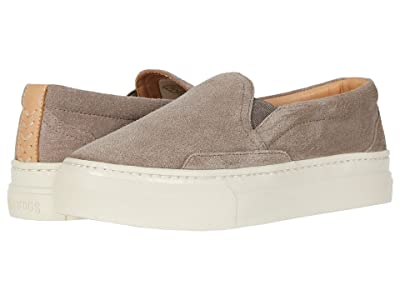 Soludos Bondi Platform Sneaker (Mineral Grey) Women