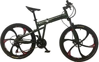 Helliot Bikes Hummer 02 Bicicleta de montaña Plegable,
