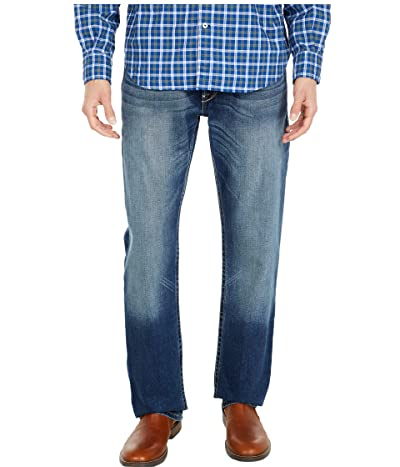 Ariat M4 Low Rise Stackable Straight Leg Jeans in Cinder (Cinder) Men
