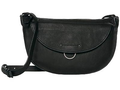 Lucky Brand Vala Crossbody (Black) Handbags