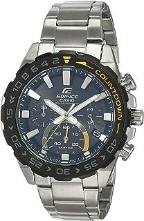 Casio Analog Black Dial Men's Watch-EFS-S550DB-1AVUDF (ED475)