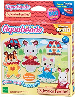 Aquabeads 31068 Sylvanian Families Character Set, Multi-Colour