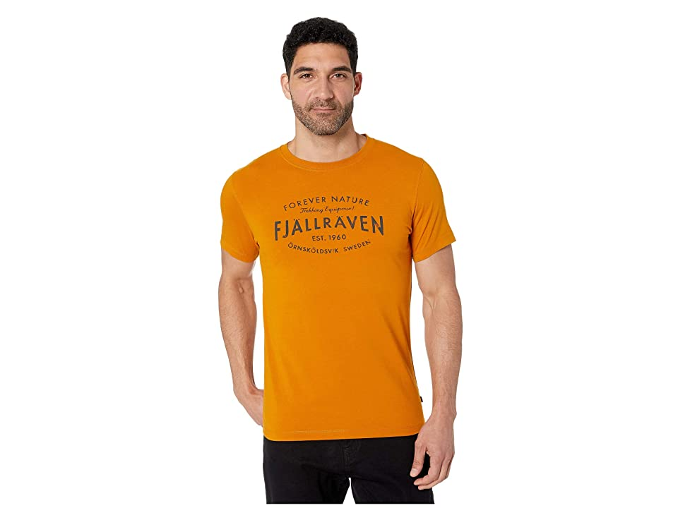 Fjallraven Est. 1960 T-Shirt (Acorn) Men