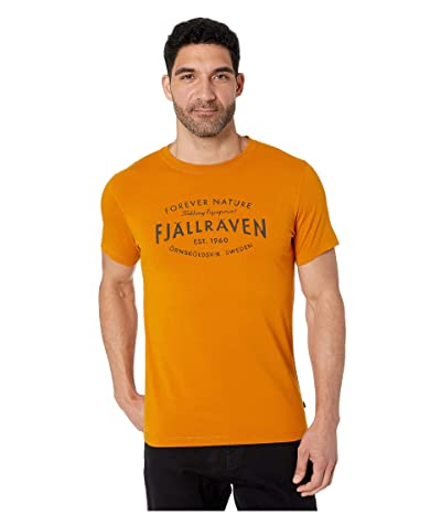 Fjallraven Est. 1960 T-Shirt (Acorn) Men