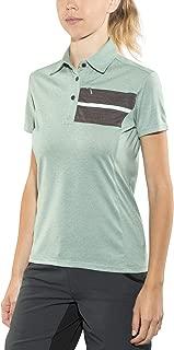 SHIMANO Polo SH W Camisetas, Mujer, Transit Verde, Talla Única ...