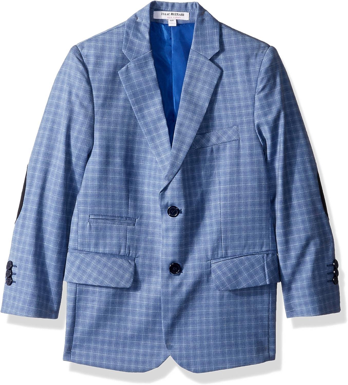 Isaac Mizrahi Boy's Check Blazer