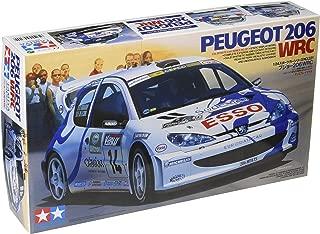 Tamiya - Peugeot 206 wrc'99 (24221) Escala 1/24