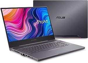 "ASUS ProArt StudioBook Pro 15 Mobile Workstation Laptop, 15.6"" UHD NanoEdge Bezel, Intel Core i7-9750H, 48GB DDR4, 2TB PCI..."