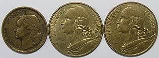 10 francs 1952