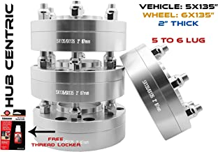 Best ford 5 lug to 6 lug adapter Reviews