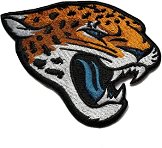 jacksonville jaguars iron on patches