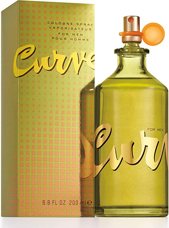 Curve By Liz Claiborne For Men 6 8 Oz Cologne Spray