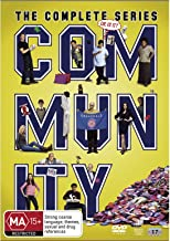 Community: The Complete Series (DVD)
