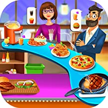 Best fast food court cooking fever Reviews