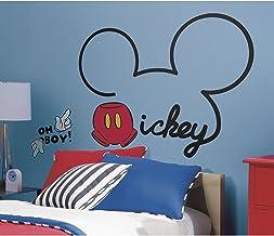 Amazon Com Mickey Mouse Bedroom Decor