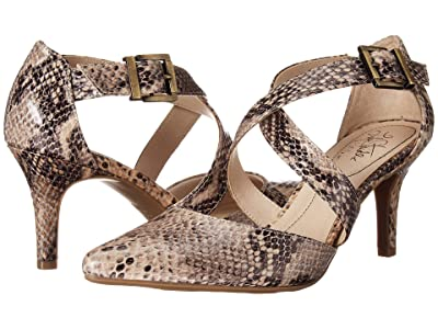 LifeStride See This (Natural Python) Women