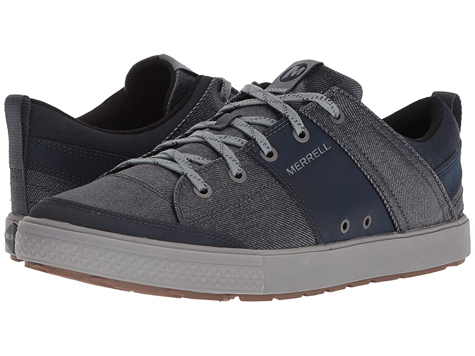 Merrell Rant Discovery Lace Canvas (Denim) Men