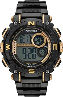 Men's 40/8284 Digital Chronograph Watch