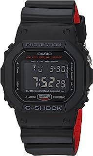 Casio De los hombres 'G Shock' resina de cuarzo reloj Casual, color: negro (modelo: dw-5600hr-1cr)