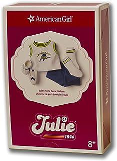 American Girl Doll Basketball Home Game Uniform
