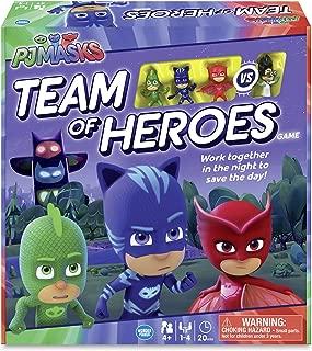 Best team of heroes pj masks Reviews
