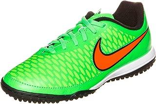 Nike JR Magista Onda Soccer Turf Cleats Indoor Green Kids 651657 380 (3.5)
