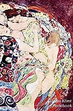 Gustav Klimt Notebook: The Maiden Journal  | 100-Page Lined Art Notebook  | 6 X 9 Journal Notebook (Art Masterpieces)