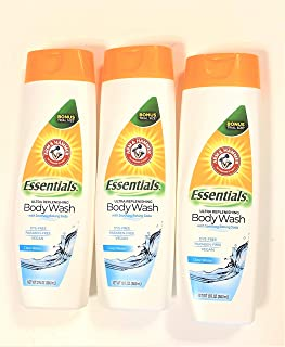Arm & Hammer Clear Water Ultra Moisturizing Body Wash, Pack of 3s