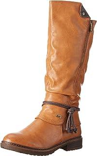 Rieker Damen 94758 Langschaft Stiefel