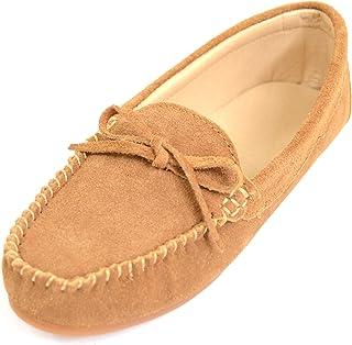 buen precio SNUGRUGS Mujer Zapato de Ante para los auenbeich con con con Suela corrugada  Precio por piso