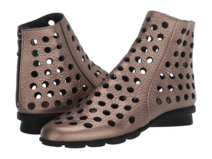 Arche  Dato (Moon) Womens Zip Boots