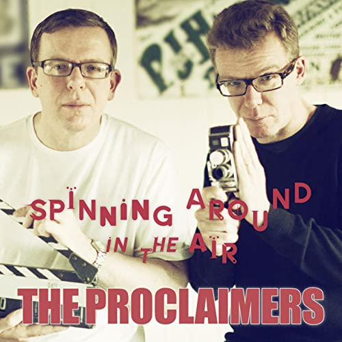 Spinning Around in the Air de The Proclaimers en Amazon Music ...